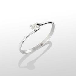 zásnubní prsteny and cube